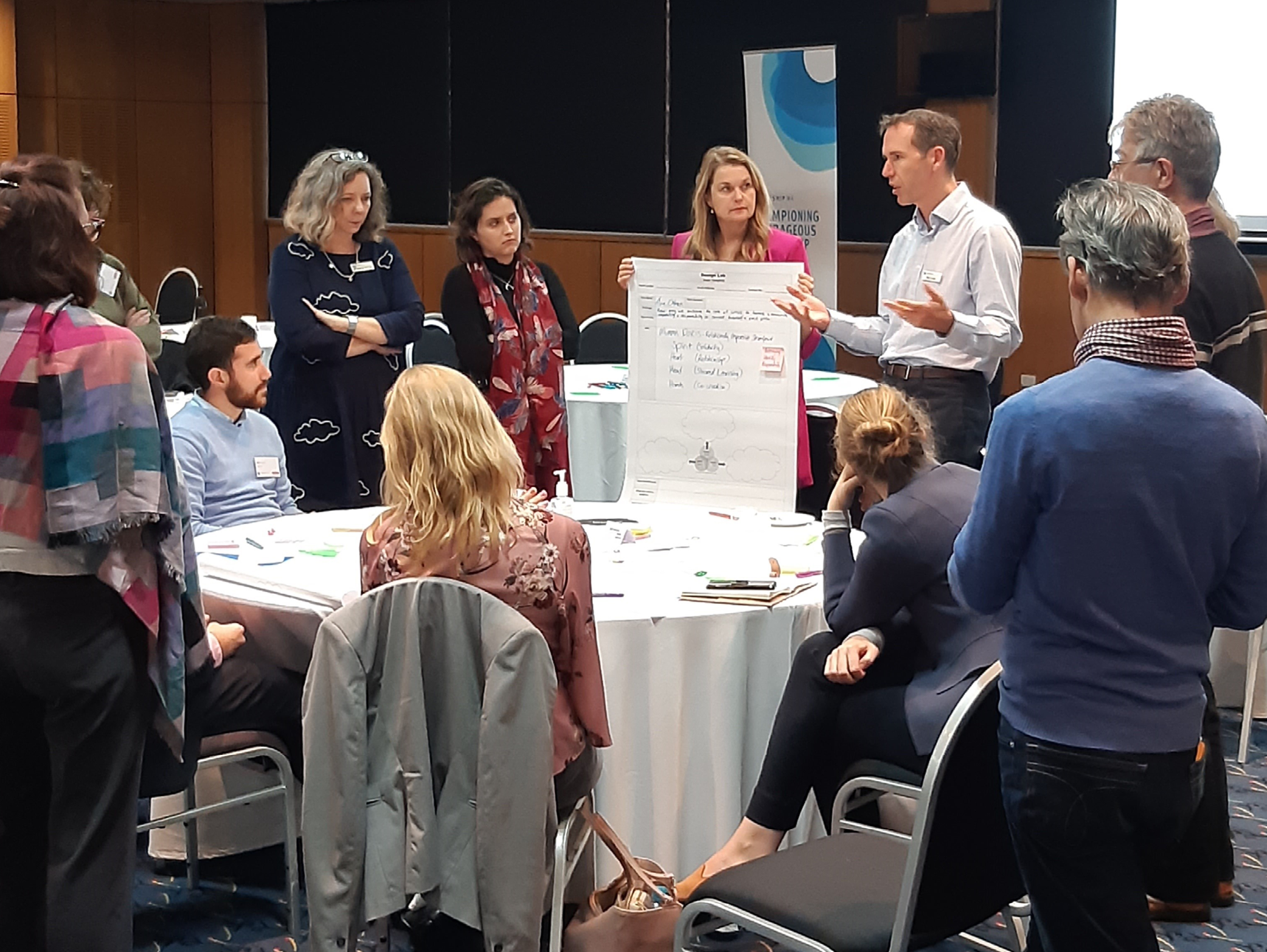 Moving the Dial on Disadvantage Design Lab